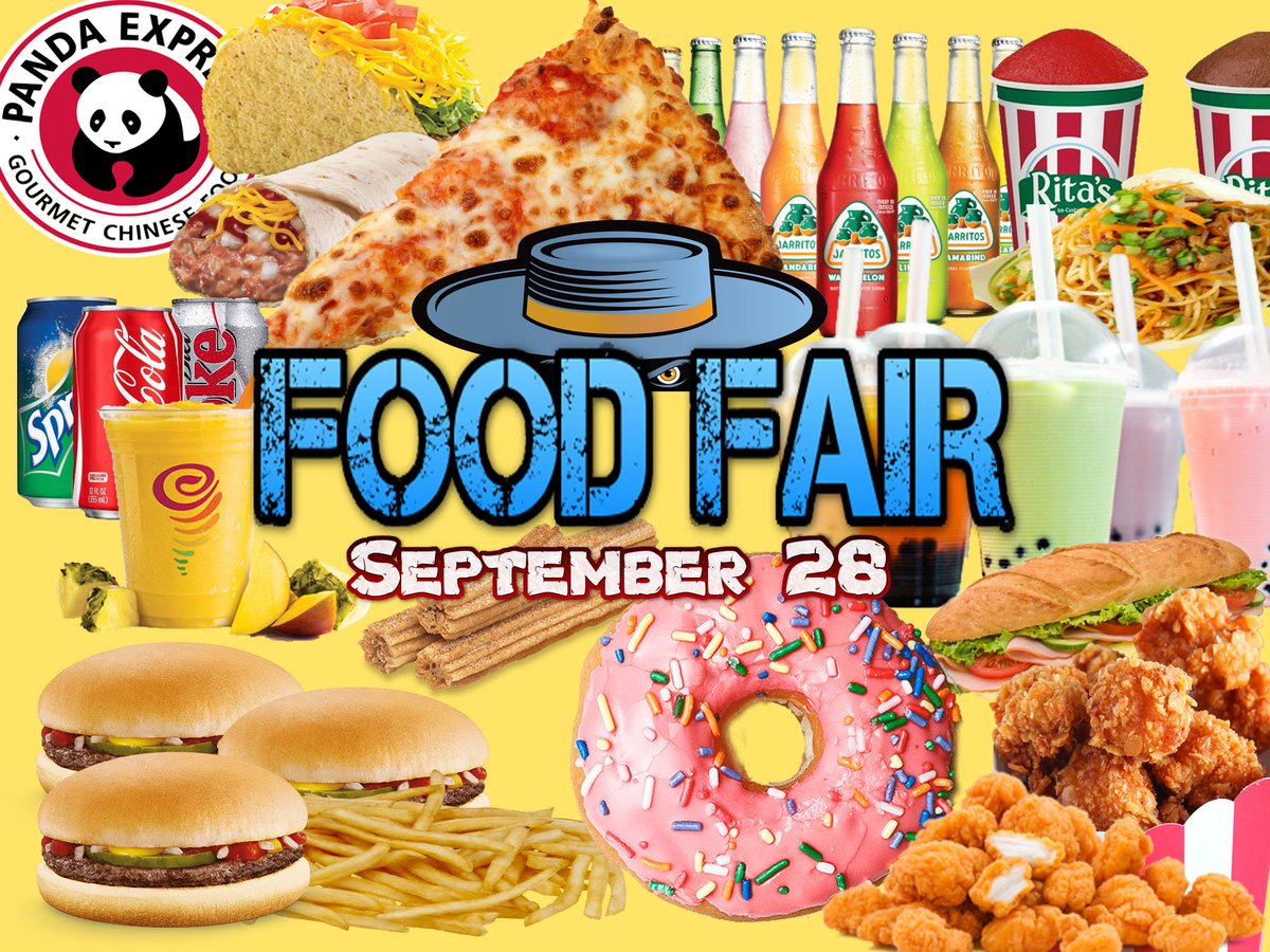 ECHS Food Fair Sept. 28th