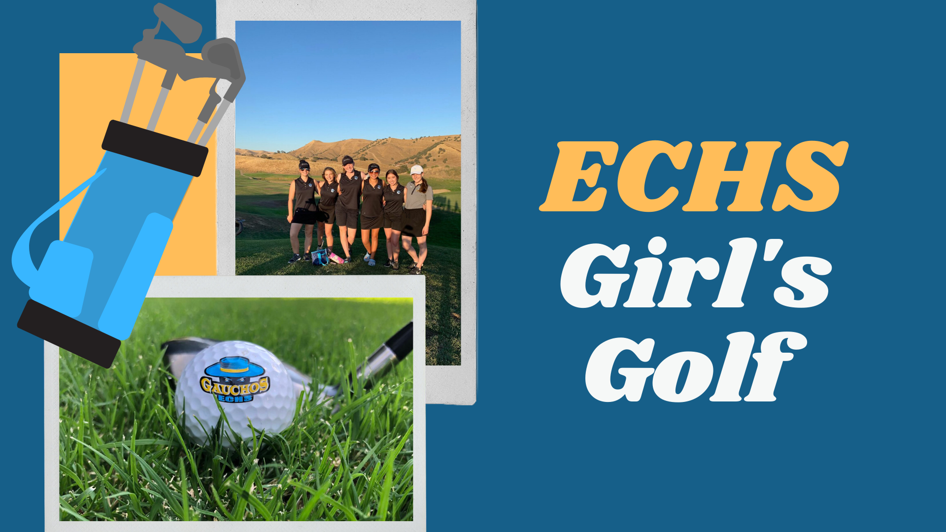 Continuous Effort for the Hole In One: The girl's golf team's overall achievements ending their season for the Fall