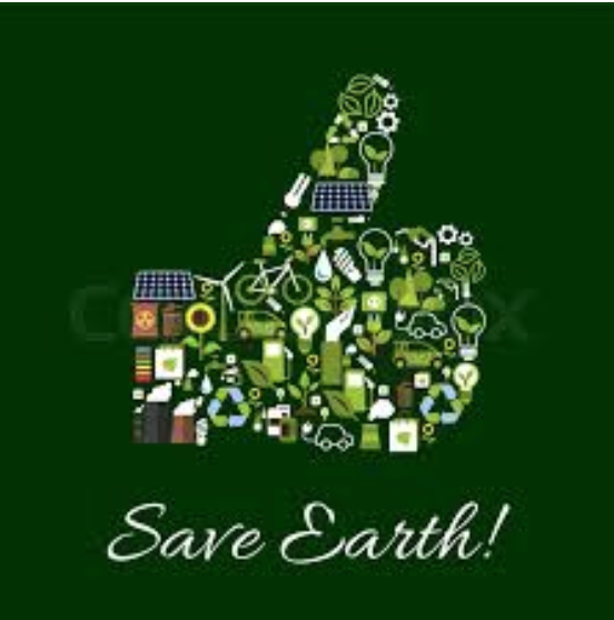 Let's Act Together to Save Our Planet