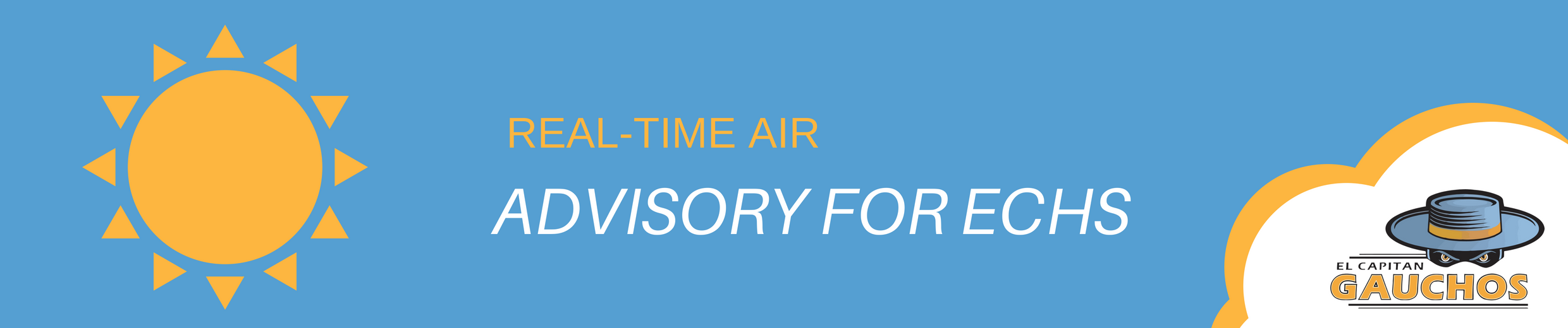 ECHS Real-Time Air Advisory